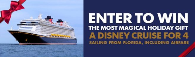 USA Today Magical Holiday Cruise Sweepstakes