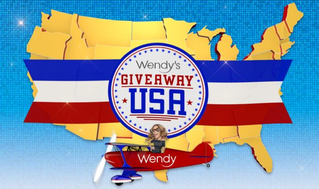 Wendy's Giveaway USA Sweepstakes