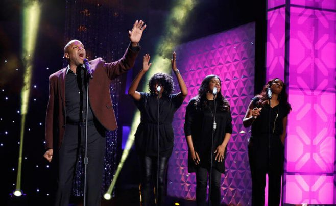 The Real Donnie McClurkin's The Journey (Live) CD Sweepstakes