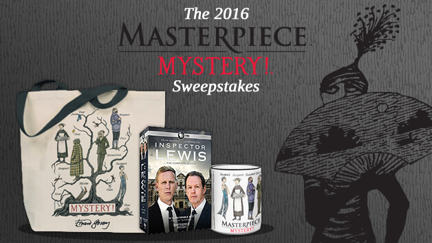 PBS 2016 MASTERPIECE Mystery! Sweepstakes