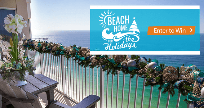 BHG Panama City Holiday Sweepstakes (BHG.com/PCBsweeps)
