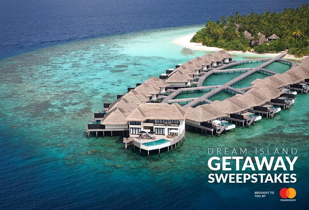 Expedia Black Friday Dream Island Getaway Sweepstakes 2016