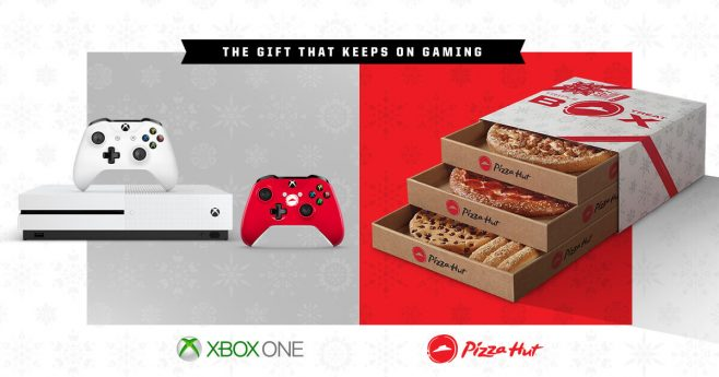 Pizza Hut Xbox One Instant Win Game & Sweepstakes (PizzaHut.com/XboxOne)