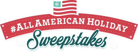 #AllAmericanHoliday Sweepstakes