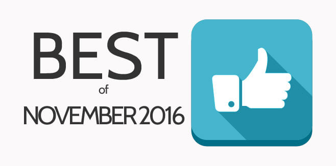 Best Of November 2016: The Most Popular Sweepstakes Of The Month