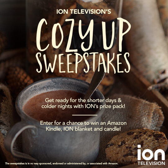 ION Television's Cozy Up Sweepstakes
