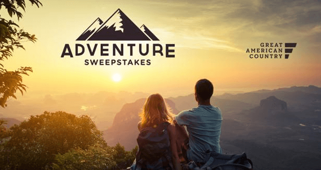 Great American Country Adventure Sweepstakes 2017