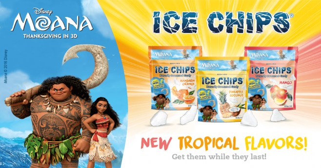 Ice Chips Hawaiian Family Adventure Sweepstakes (IceChipsFun.com)