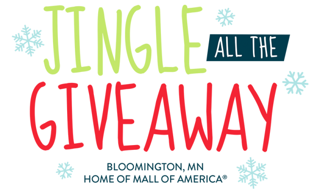 Bloomington's Jingle All The Giveaway