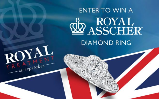 Helzberg Diamonds Royal Treatment Sweepstakes