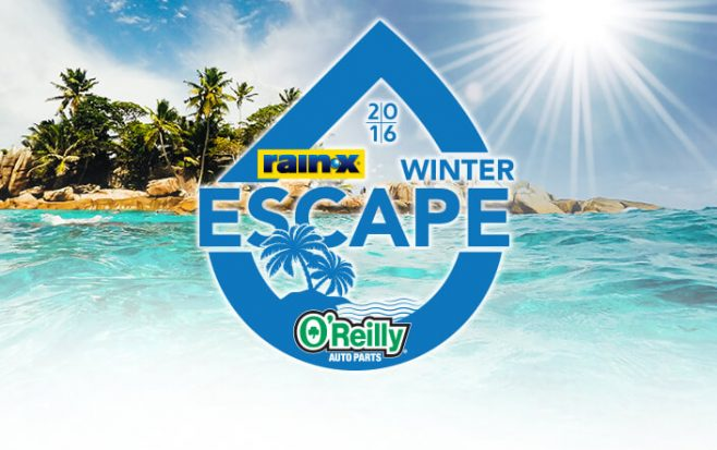 Rain-X Winter Escape Sweepstakes