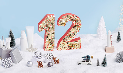 Birchbox 12 Days Of Prizes & Surprises Sweepstakes