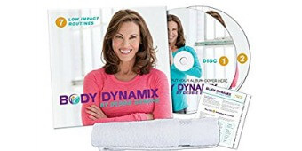 Woman's Day Body Dynamix by Debbie Siebers Workout DVD Giveaway