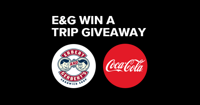 Coca-Cola And E&G Win a Trip Giveaway