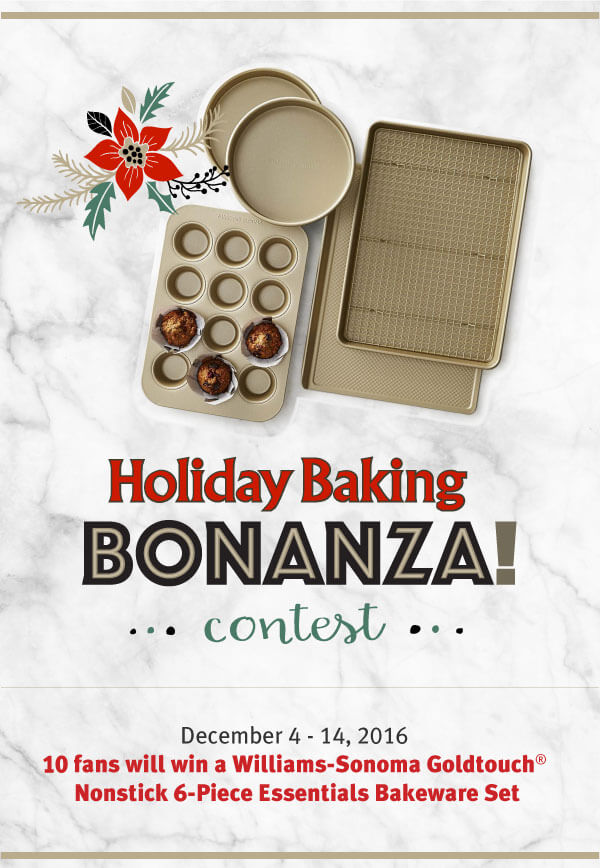Imperial Sugar Holiday Baking Bonanza Contest
