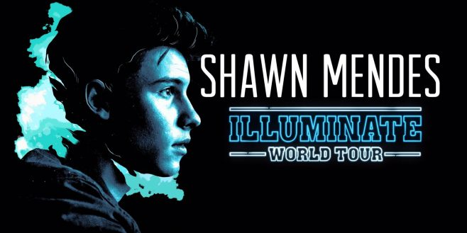 Shawn Mendes Illuminate Tour Sweepstakes