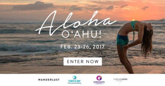 Say Aloha to Wanderlust O'ahu Sweepstakes