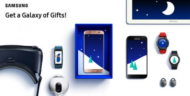 Ryan Seacrest's Samsung for T-Mobile Holiday Sweepstakes