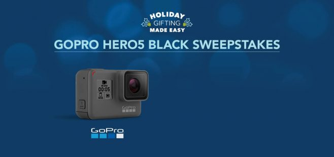 Best Buy Holiday Sweepstakes