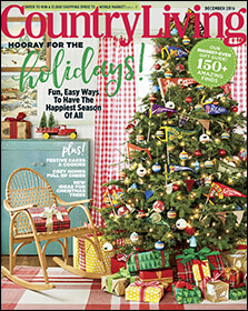 country living magazine cover january 2017