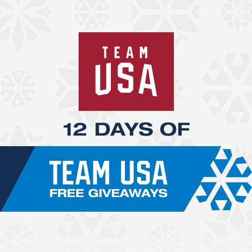 12-Days of Team USA 2016 Sweepstakes
