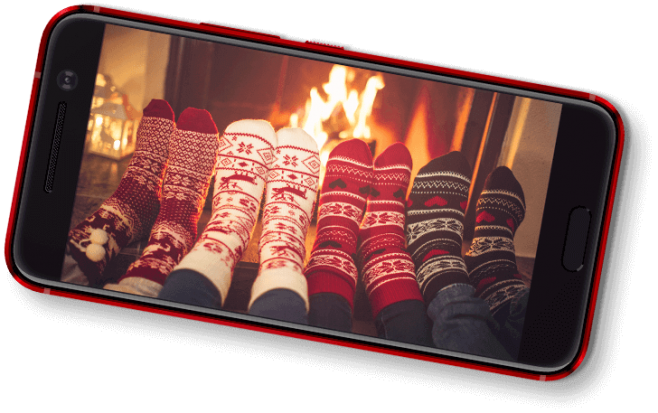HTC Stocking Stuffer Sweepstakes