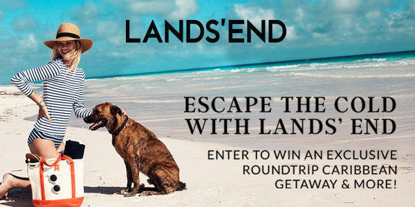 iHeartRadio Lands' End Punta Cana Sweepstakes