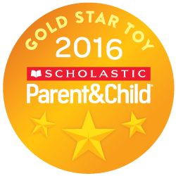 Scholastic Parent & Child 2016 Gold Star Toys Sweepstakes