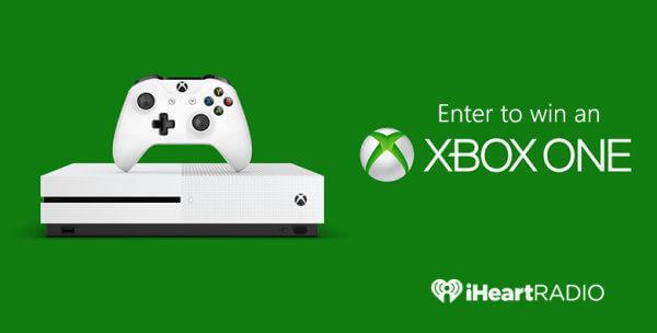 iHeartRadio Xbox One S Holiday Giveaway
