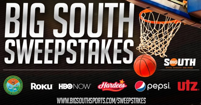 2017 Big South Basketball Sweepstakes