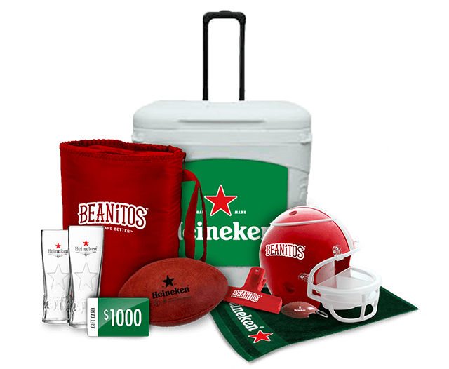 Heineken What's Your Play Sweepstakes