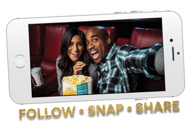 AMC Theatres Movies For A Year Sweepstakes