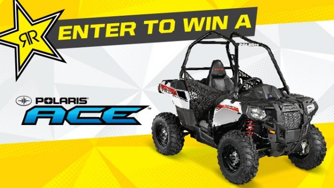 Rockstar Kroger Polaris Sweepstakes