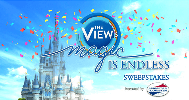 The View's Magic Is Endless Sweepstakes (TheViewMagicIsEndlessSweepstakes.com)
