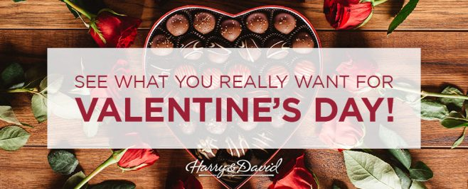Harry & David Valentine's Day Sweepstakes