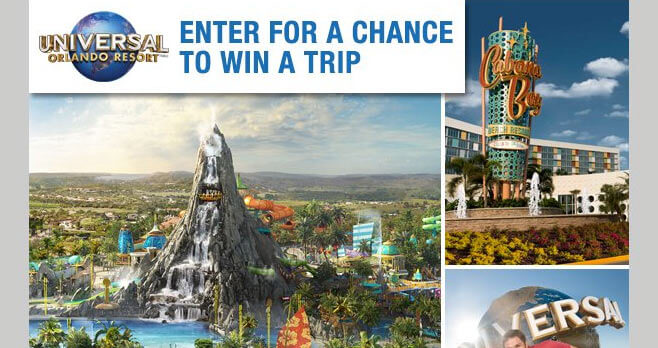 Access Hollywood's Volcano Bay Sweepstakes 2017