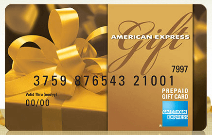 GiveawayPlay AMEX Gift Card Giveaway