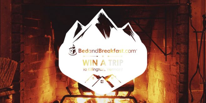 BedandBreakfast.com Vermont Winter Getaway Sweepstakes