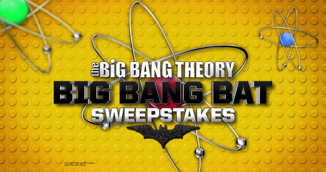Big Bang Theory Sweepstakes (BigBangTheoryWeeknights.com)