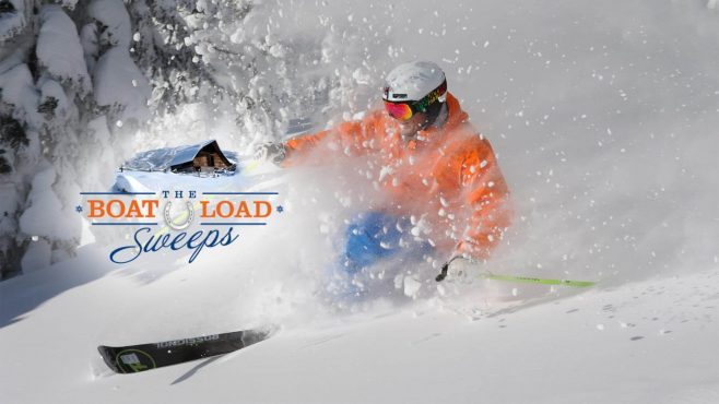 Steamboat Ski & Resort Corporation 2016-2017 Boat Load Sweepstakes