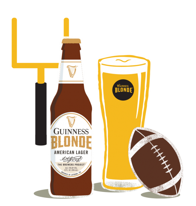 Guinness Big Game Sweepstakes