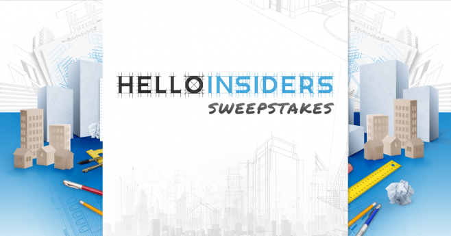 HelloInsiders Sweepstakes
