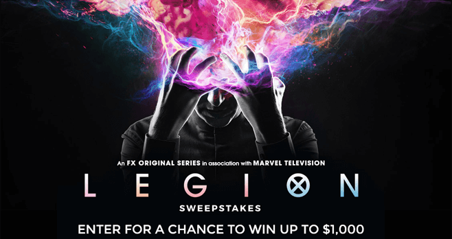 Legion FX Sweepstakes (LegionFXSweeps.com)