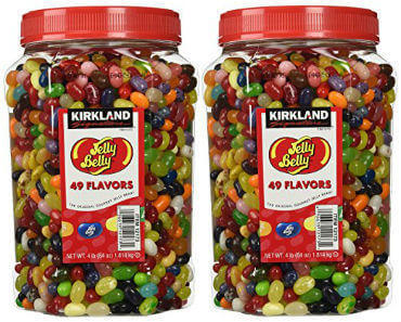 Luxor Holdings Signature Jelly Belly Jelly Beans Giveaway