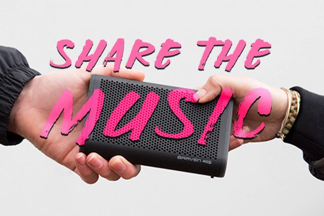 Braven Share The Music Sweepstakes