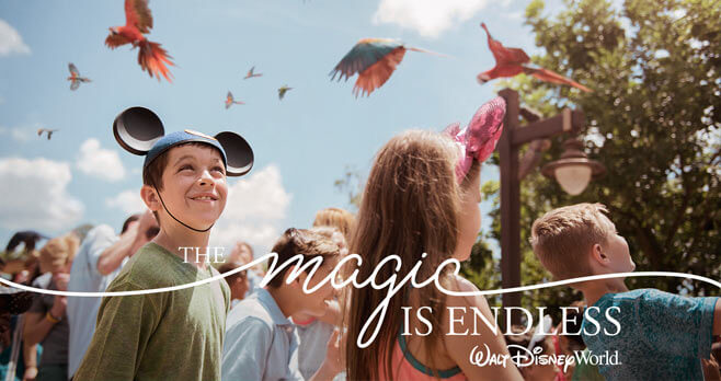 Disney Be Our Guest To Endless Magic Sweepstakes