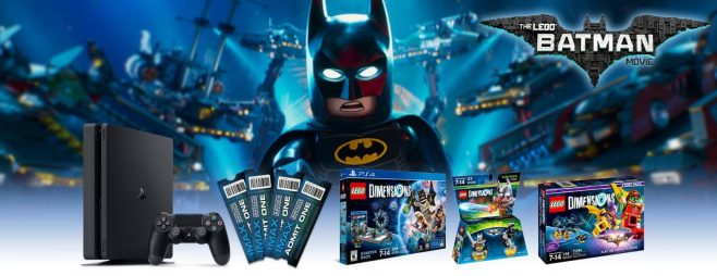 Lego Batman Movie IMAX Sweepstakes