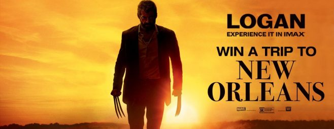 Logan IMAX Sweepstakes
