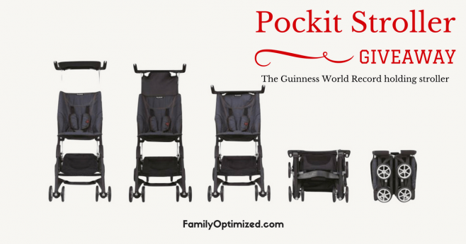 Family Optimized World's Most Compact Stroller Giveaway