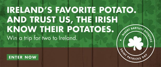 Albert Bartlett St. Patrick's Day Sweepstakes